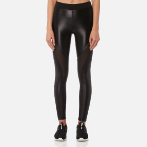 Koral Women's High Rise Frame Leggings - Black