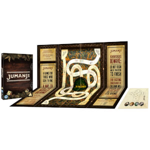 Jumanji (1995) - Special Edition DVD With Board Game