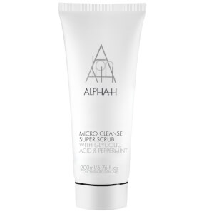 Alpha-H Micro Cleanse Super Scrub 200ml