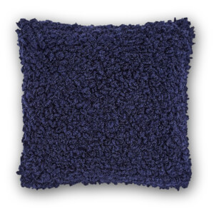 Tom Dixon Boucle Cushion - Blue