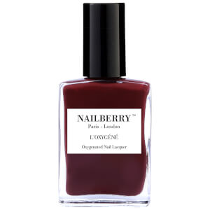 Nailberry L'Oxygene Nail Lacquer Dial M For Maroon