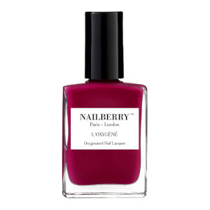 Nailberry L'Oxygene Nail Lacquer Raspberry
