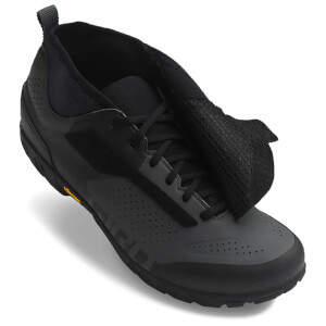 Giro Terraduro Mid MTB Cycling Shoes - Dark Shadow/Black