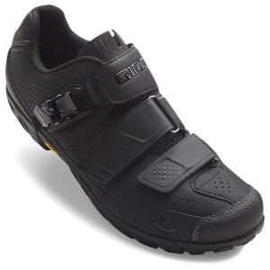 Giro Terraduro HV MTB Cycling Shoes - Black