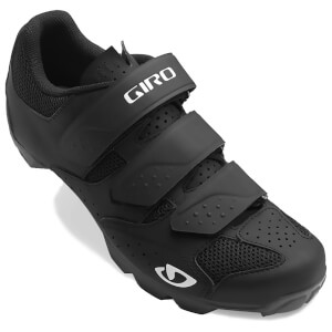 Giro Riela RII Women's MTB Cycling Shoes - Black