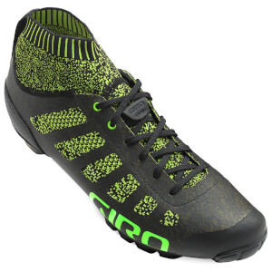 Giro Empire VR70 MTB Cycling Shoes - Lime/Black