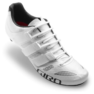 Giro Prolight Techlace Road Cycling Shoes - White