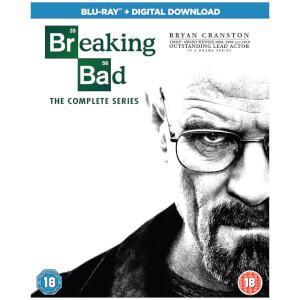 Breaking Bad - The Complete Series (Repackage)