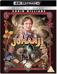 Jumanji (1995) - 4K Ultra HD