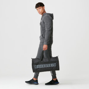Essentials Barrel Bag - Black