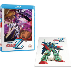 Mobile Suit ZZ Gundam Part 2 - Collectors