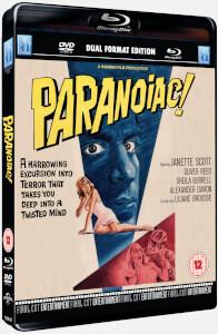 Paranoiac (Dual Format Edition)
