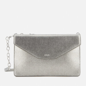 Lauren Ralph Lauren Women's Newbury Erika Cross Body Bag - Antique Silver