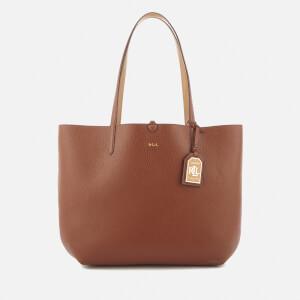 Lauren Ralph Lauren Women's Milford Olivia Tote Bag - Bourbon/Palomina