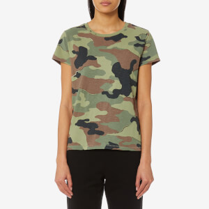 Polo Ralph Lauren Women's Cameo T-Shirt - Green