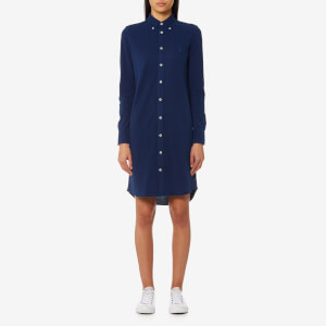 Polo Ralph Lauren Women's Stretch Shirt Dress - East Side Royal