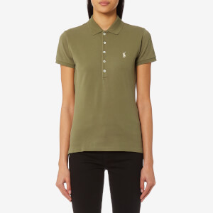 Polo Ralph Lauren Women's Julie T-Shirt - Khaki