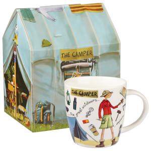 At Your Leisure Camper Mug