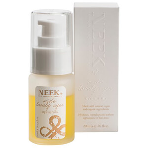 Neek Skin Organics Skincare Wide Lovely Eyes Face and Eye Serum 20ml