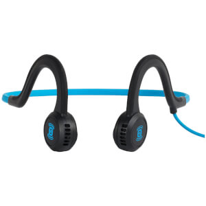 Aftershokz Sportz Titanium Bone Conduction Headphones with Mic - Ocean