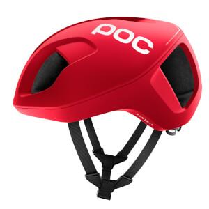 POC Ventral SPIN Helmet - Prismane Red