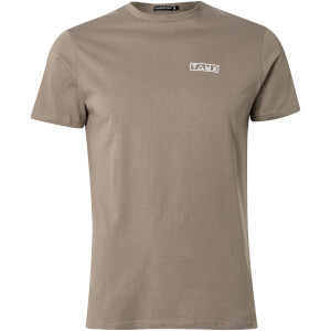 Camiseta Friend or Faux Limitless - Hombre - Gris acero