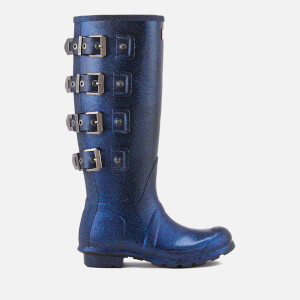 Hunter Women's Original Mercury Starcloud Tall Wellies - Neptune