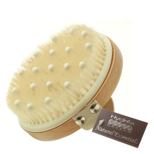 Hydrea London Combination Detox Massage Brush -hierontaharja