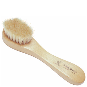 Hydrea London Facial Brush with Pure Bristle