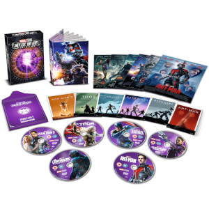 Coffret Collector Marvel Studios - Phase 2