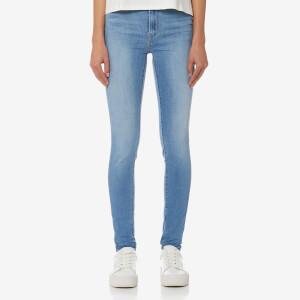 Levi's Women's Mile High Super Skinny Jeans - La La Land