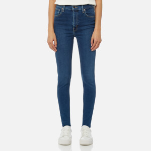 Levi's Women's Mile High Super Skinny Jeans - Indigo Fusion