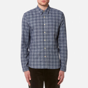 Oliver Spencer Men's New York Special Shirt - Navy