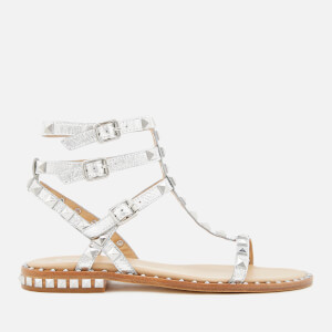 Ash Women's Poison Studded Gladiator Sandals - Moon