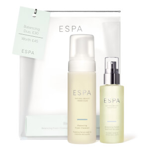 ESPA Skincare Duo Balancing (Worth €66.00)