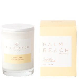 Palm Beach Coconut & Lime Mini Candle 90g