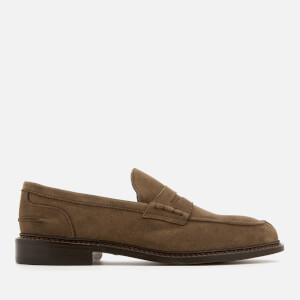 Tricker's Men's Adam Suede Loafers - New Brown
