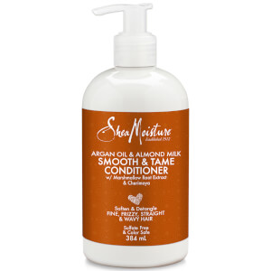 Shea Moisture Argan Oil and Almond Milk Conditioner 384ml