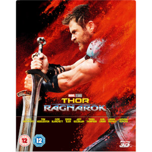 Thor: Der Tag der Entscheidung 3D (Inklusive 2D Version) - Zavvi UK Exklusives Limited Edition Steelbook