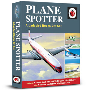 Ladybird Plane Spotter Gift Set