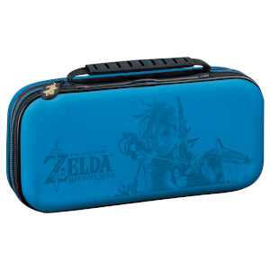 Nintendo Switch Deluxe Travel Case (The Legend of Zelda: Breath of the Wild - Blue)