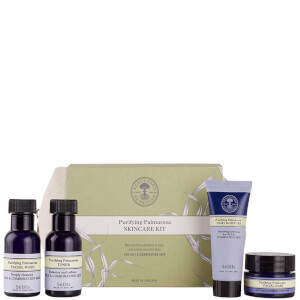 Purifying Palmarosa Skincare Kit