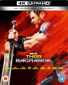 Thor: Ragnarok (4K Ultra HD) - Steelbook Ed. Limitada Exclusivo de Zavvi