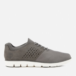 Timberland Men's Bradstreet F/L Oxford Trainers - Graphite
