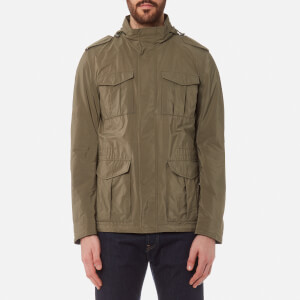 Herno Men's Lightweight Field Jacket - Olive