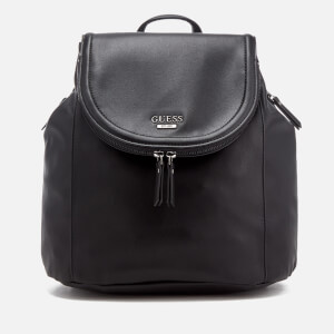 Guess Women's Terra Large Backpack - Black