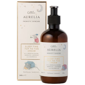 Crème Hydratante Sleep Time Top to Toe Cream Little Aurelia de Aurelia Probiotic Skincare 240 ml
