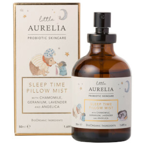 Brume d'Oreiller Sleep Time Pillow Mist Little Aurelia de Aurelia Probiotic Skincare 50 ml