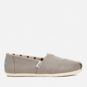 TOMS Women's Alpargata Slip-On Pumps - Morning Dove