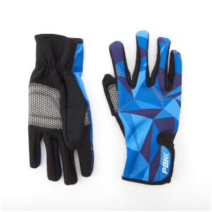PBK Poligo Winter Gloves - Blue